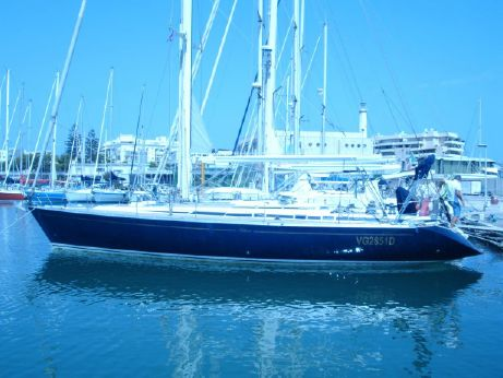 1996 Grand Soleil 50