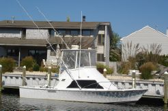 1987 Blackfin 32 Sportfisherman