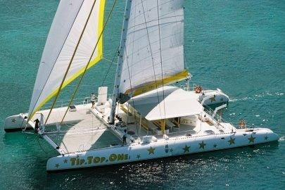 2003 Ocean Voyager Day Charter Cat