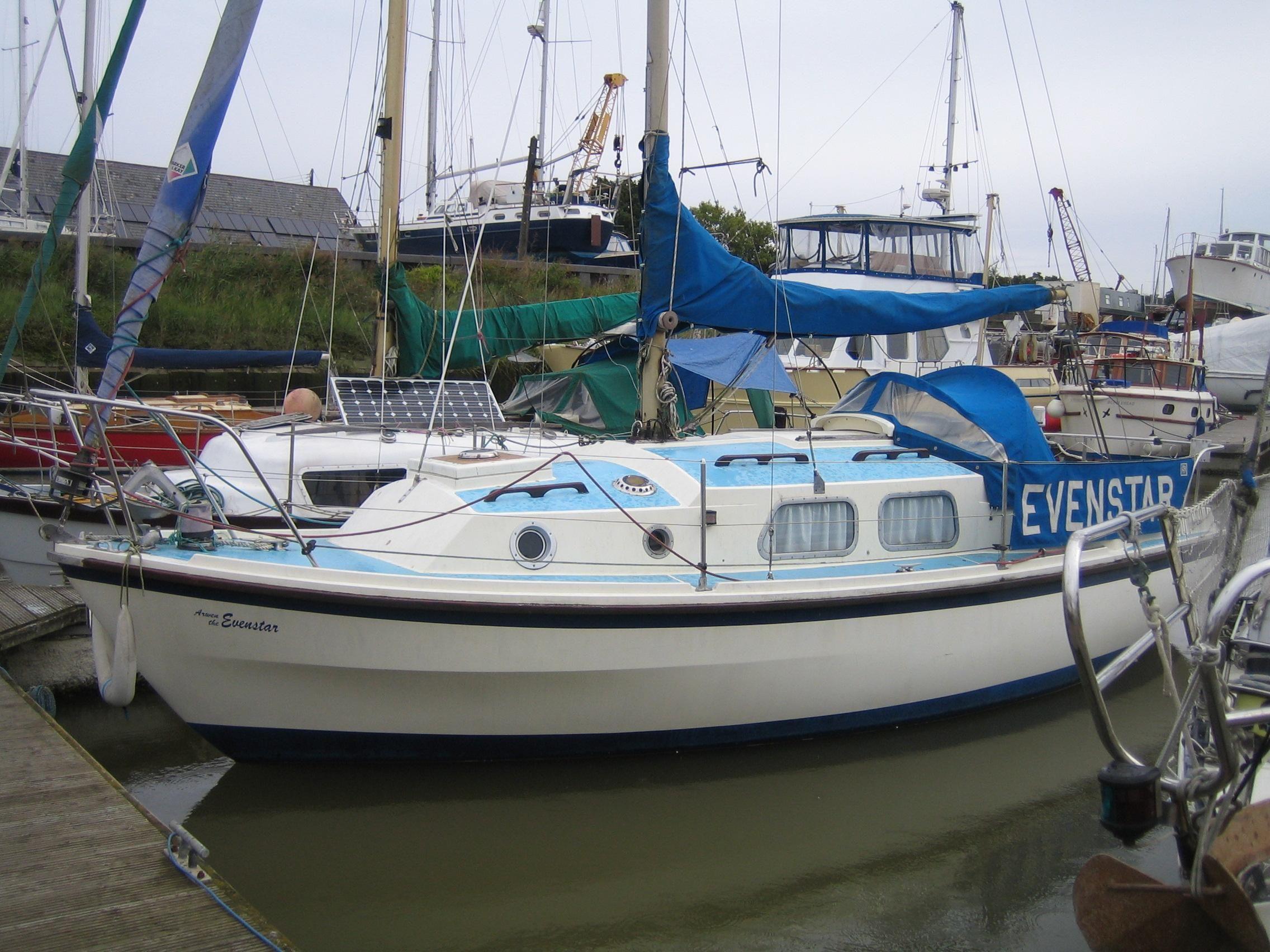 Woodbridge United Kingdom  City new picture : 1972 Westerly Centaur Sail Boat For Sale www.yachtworld.com