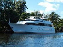 1990 Broward Raised Pilot House Motor Yacht