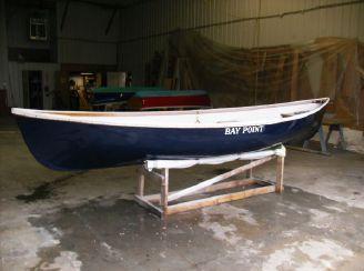 2015 John Williams Boat Company Peapod
