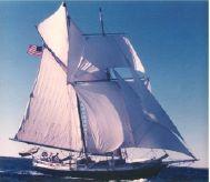 1974 Concordia Schooner