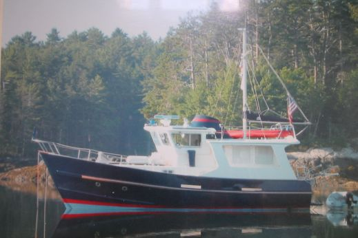 1978 Fairways Marine Fisher Trawler