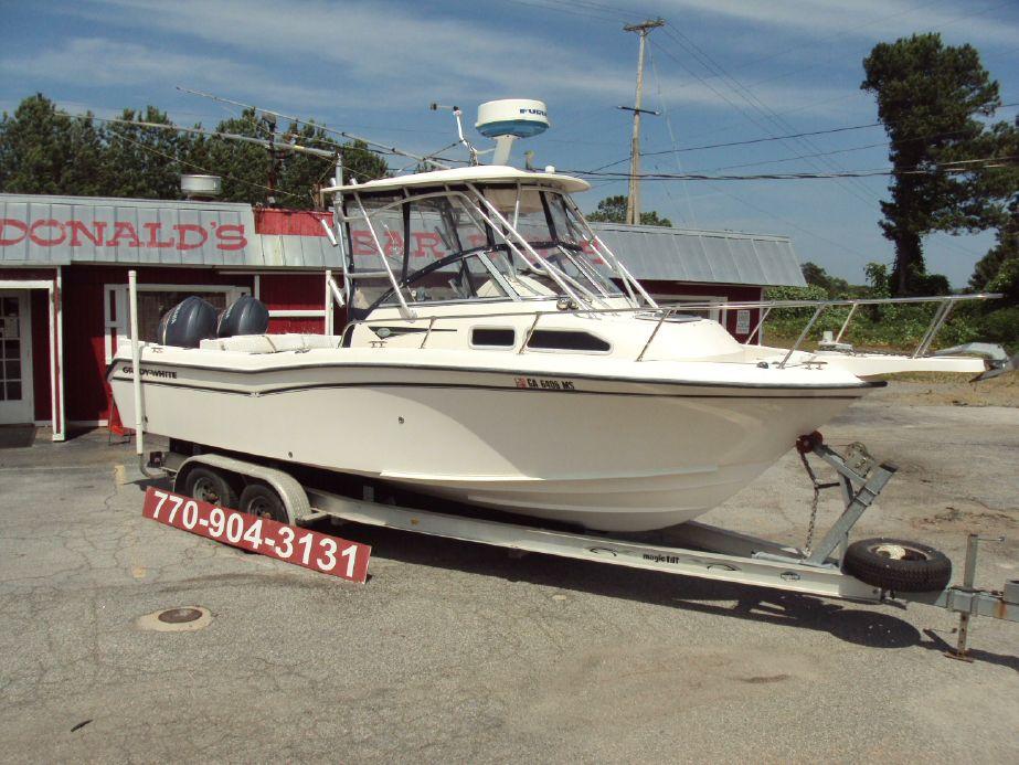 2004 Grady-White 258 Journey Power Boat For Sale - www