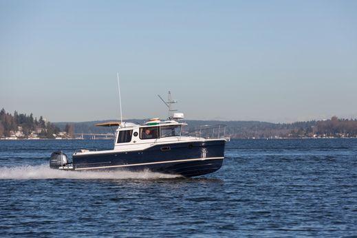 2018 Ranger Tugs R23 200HP YAMAHA