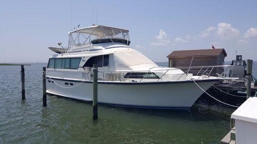 1988 Ocean Yachts 53 Motoryacht