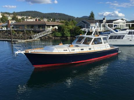 2002 Grand Banks EastBay 49