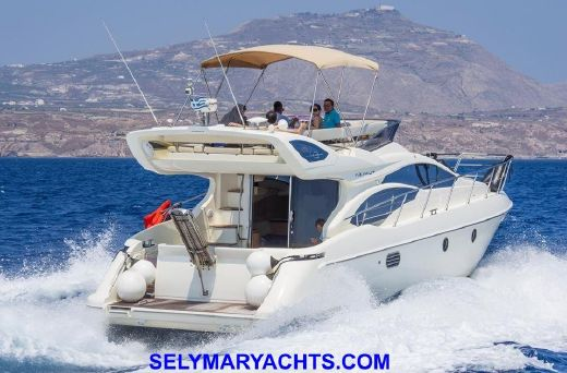 2006 Azimut 43 / New engines