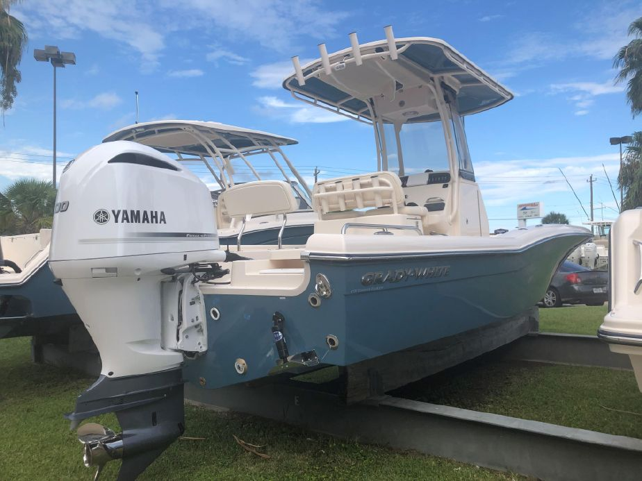 2019 Grady-White 251 Coastal Explorer Power Boat For Sale