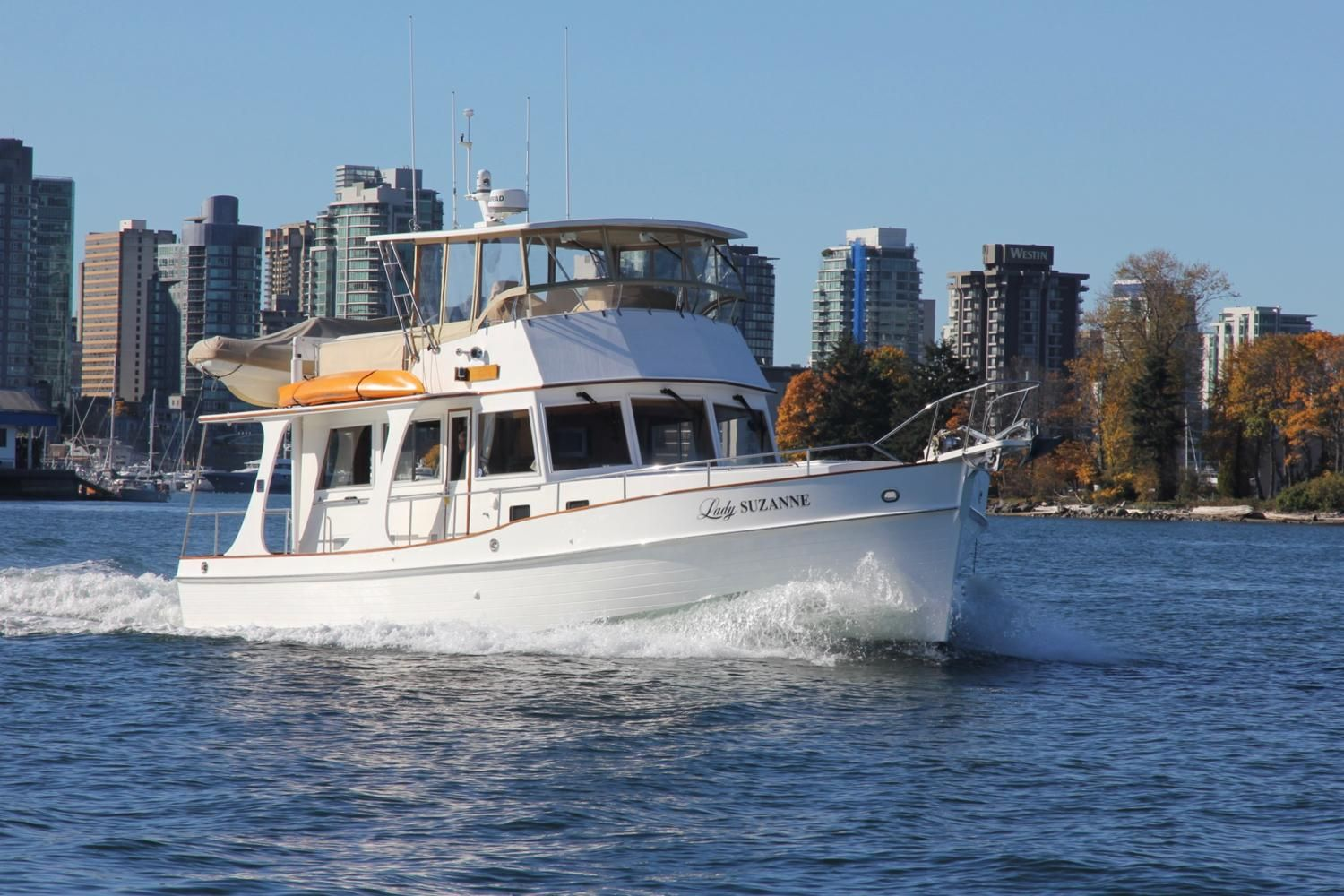 2005 Grand Banks Europa Power Boat For Sale Www