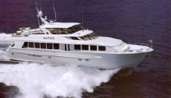 1999 Hatteras Motor Yacht