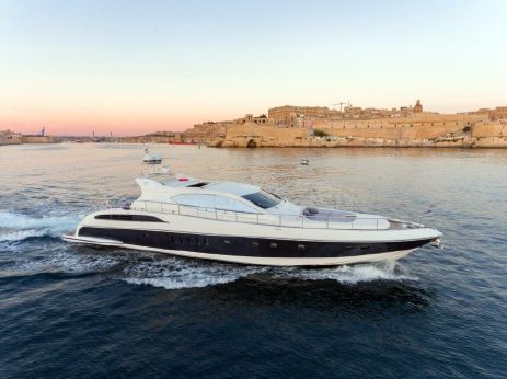 2003 Cantiere Navale Arno Leopard 24