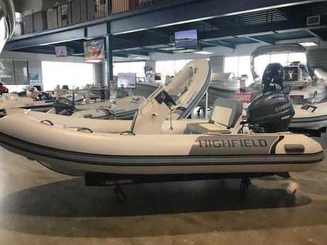 2017 Highfield Ocean Master 390