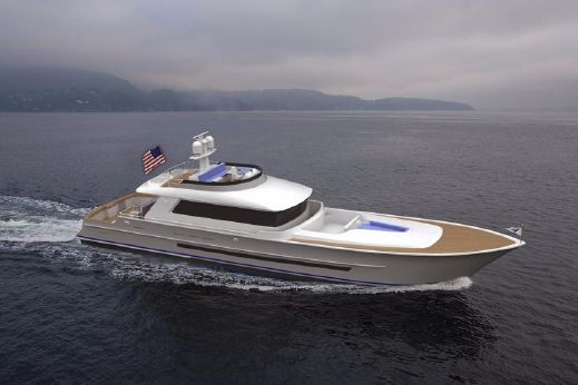 2019 Paragon motor yacht
