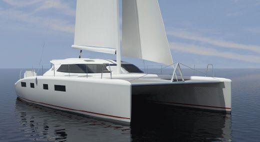 2012 Nautitech 482 - 4 cabins