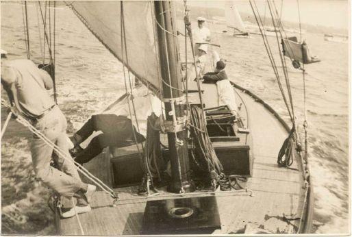 1929 De Vries 38 Yawl