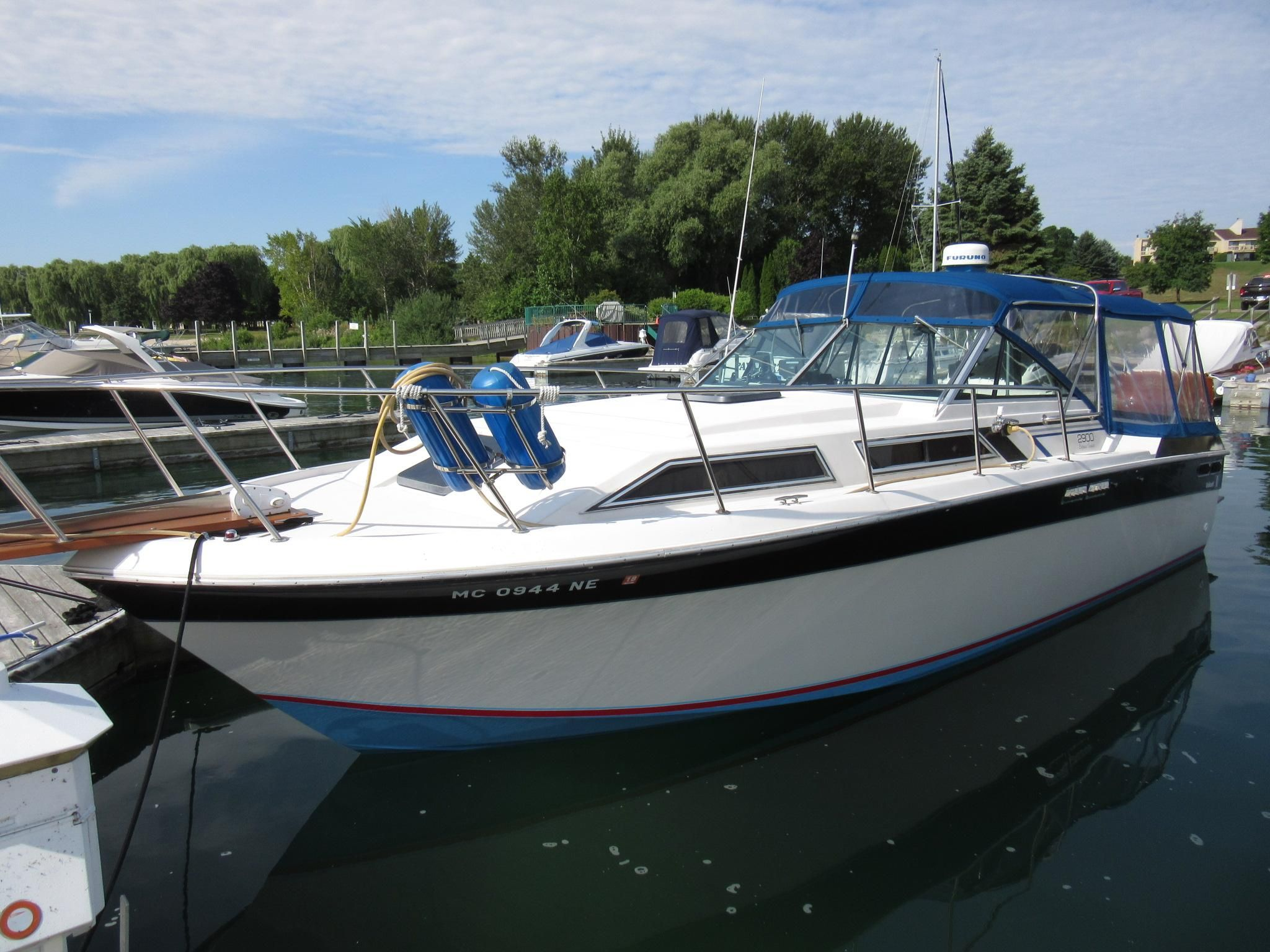 1987 Wellcraft 2900 Express Power Boat For Sale Www