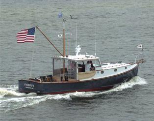 1984 John Williams Boat Company Stanley