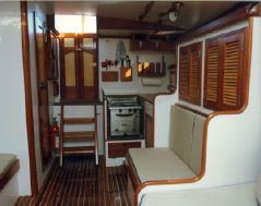Photo of 38' John Williams Boat Company Stanley