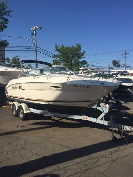 2006 Sea Ray 215 Weekender with Trailer