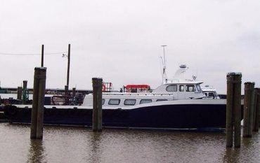 1971 Breaux Bay Crew Boat - USCG Certified 26 Passengers