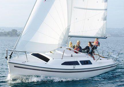 1996 Catalina 250