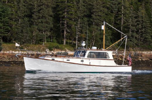 2015 John Williams Boat Co. Stanley 38