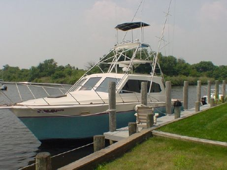 1983 Egg Harbor Open Fisherman Express