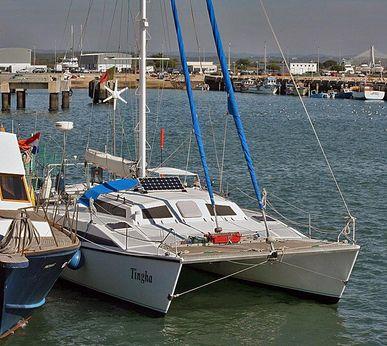 1998 Raimund Moedlehammer 38' Cruising Catamaran