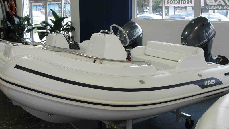2020 AB Inflatables 15 DLX Power Boat For Sale - www