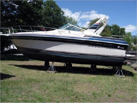1987 Wellcraft 34 Gran Sport Express Cruiser