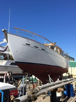 1976 Nauticat 38