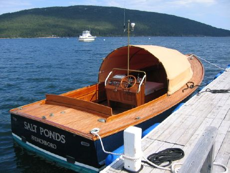 1989 Able Custom Yacht Somes Sound 26