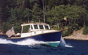 2015 John Williams Boat Company - Stanley 28