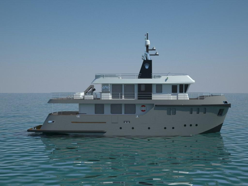2019 Ocean King 88 Classic Power Boat For Sale - www.yachtworld.com