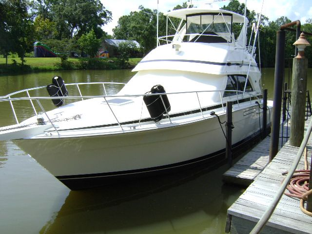 Abbeville (LA) United States  city pictures gallery : 1989 Bertram 43 Convertible Power Boat For Sale www.yachtworld.com
