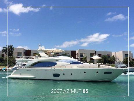 2007 Azimut 85
