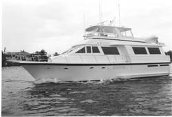 1991 Viking 65'