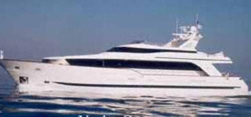 2003 Bugari Twin Screw Motor Yacht