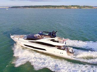 thumbnail photo 1: 2017 Sunseeker 86 Yacht