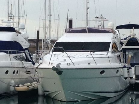 2001 Fairline Phantom 50