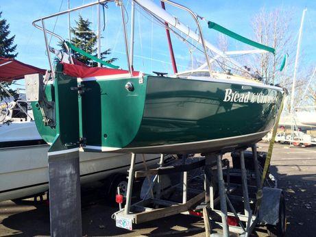 1986 J Boat 24