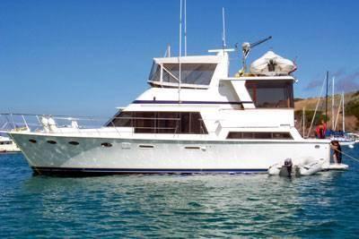 1989 Lien Hwa Sundeck Motor Yacht
