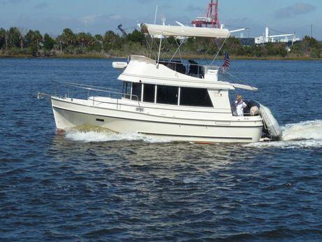 2002 Camano Trawler