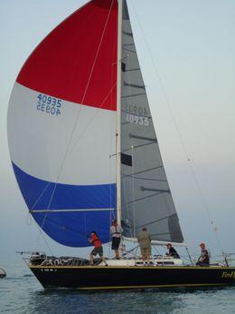 1986 J Boat J 35