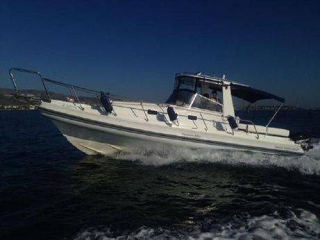 2010 Great White FAETHON 900 CABIN