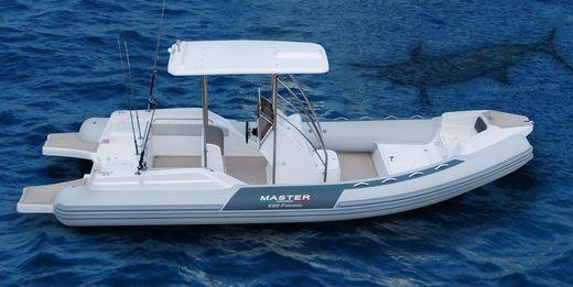 2017 Master Gommoni 699 FISHING