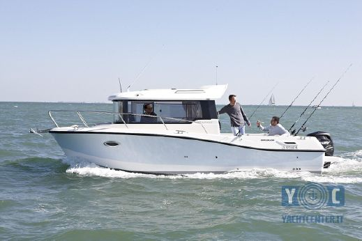2013 Quicksilver 755 Pilothouse