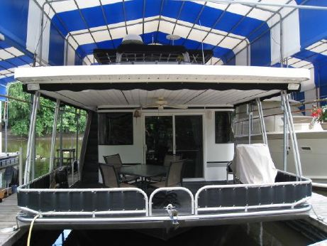 2001 Lakeview Houseboat 16' x 60'